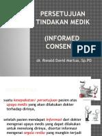 Persetujuan Medik