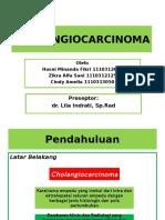 Cholangiocarcinoma Fix