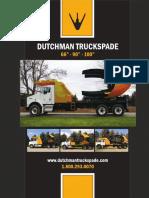 Truck Spade Brochure Web
