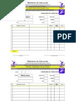 Atletismo 800mts Planos (Fem) (Marzo, 2010)