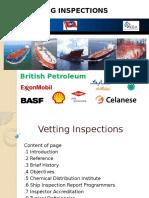 Vetting Inspections