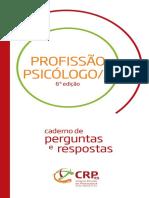 revista profissao psicologo