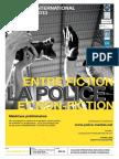 Colloque Police et fiction
