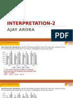 Data Interpretation 2