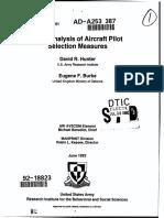 Mata analysis Pilot study