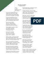 Poemas Fúnebres