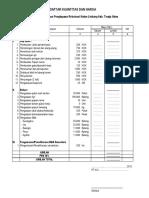 Addendum Daftar Kuantitas Dan Harga