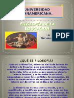 Clase 1 Filosofía n