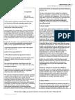 Justice Velasco Rulings - Mercantile Law