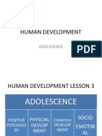 5 Human Development Adolescent
