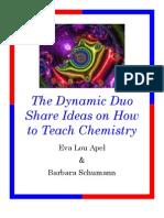 Chem Ideas from Eva Lou Apel & Barbara Schumann