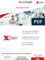 xgen endpoint security customer presentation