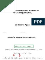 Clase 5 Analisis No Lineal Sistema de Aislacion Segunda Parte