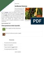 Cómo Congelar Verduras Frescas _ EHow en Español