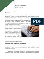3-Diferencias Entre Computacion e Informatica