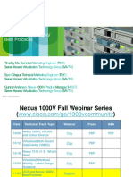 Nexus 1000V and UCS Best Practices - Nov 2nd 2011 - Final (1)