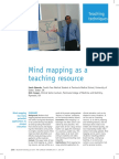 Mind Mapping as a Teaching Resource