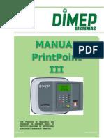 Manual Operacao Printpoint III R02