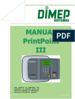 Manual Operacao Printpoint III R02