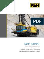 P&H - 320XPC