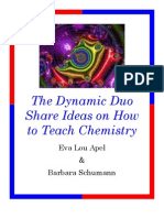 Chem Ideas (Short Version) from Eva Lou Apel & Barbara Schumann