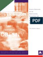 Guia Clinica de obesidad