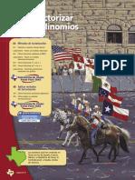 Factorizar polinomios Cap 8.pdf