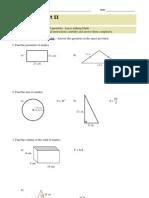 Math 10 Exam - June 09 (Mod Part II)
