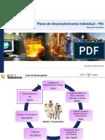 Plano de Desenvolvimento Individual
