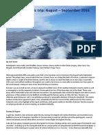 AZORES NATURE Pelagic Trip Report 2016 (1)