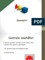 Geometri åk 7