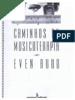 CaminhosDaMusicoterapia_EvenRuud