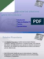 Esdos Financieros Básicos p Análisis