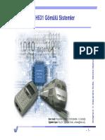 PPT-Gömülü Sistemler