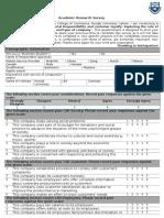 CSR Questionnaire