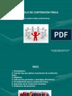 Protocolo de Contención Física MECD