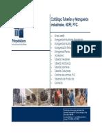 Catálogo Tuberías y Mangueras Polysolutions