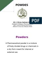 Powders SB