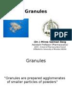 Granules SB
