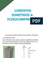 Flexo Compresion