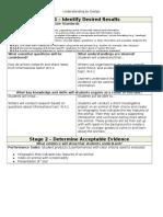understanding by design template merkin
