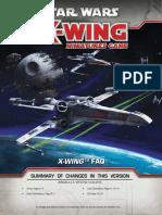 X-Wing FAQ 4.23 (Oct 2016)