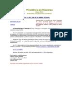 Lei 11.209-2006