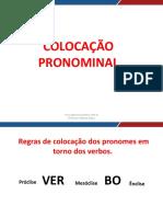 Gramatica Aula 56 Colocacao Pronominal