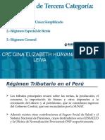Regimenes Tributarios 2015-Vrht Clases Lunes 27 Abril