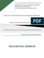 TRATAMENTOS TÉRMICOS 2