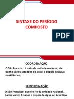 Gramatic Oracao Subordinada Adverbial e Oracoes Coordenadas
