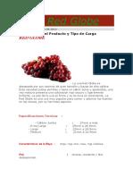 Uvas Red Globe-piura