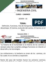 Sesion 01 - Caminos (1)