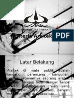 Pengantar Arsitektur 2 - Pleno